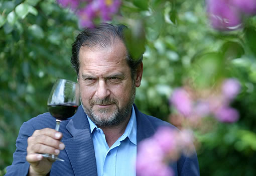 Michel Rolland - 世界著名酿酒师