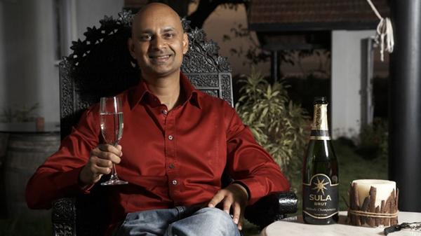 Rajeev Samant-来自印度的葡萄酒传道者