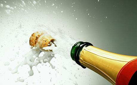 香槟酒的七大特点