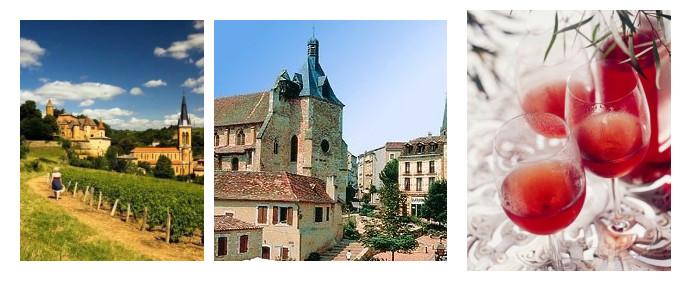 走进贝尔热拉克葡萄酒文化