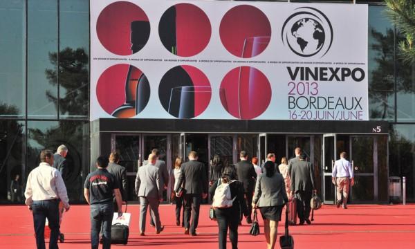 Vinexpo - 波尔多国际葡萄酒及烈酒展览会