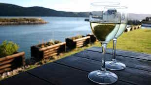 南非的白葡萄酒