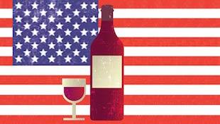 美国葡萄酒酒标解析