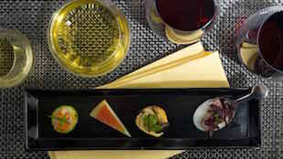 葡萄酒与餐食搭配的基本原则
