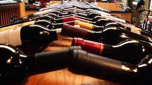 葡萄酒的贮存