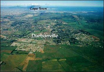 得班山谷(Durbonville)