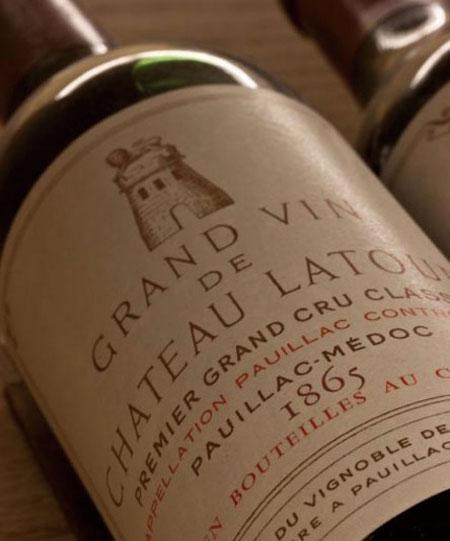 葡萄酒名词解释之副牌酒