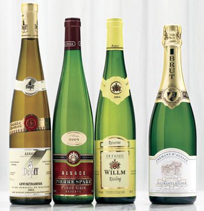 浅谈亚洲菜和阿尔萨斯白葡萄酒的搭配