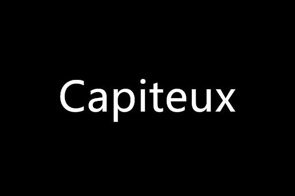 Capiteux - 上头的