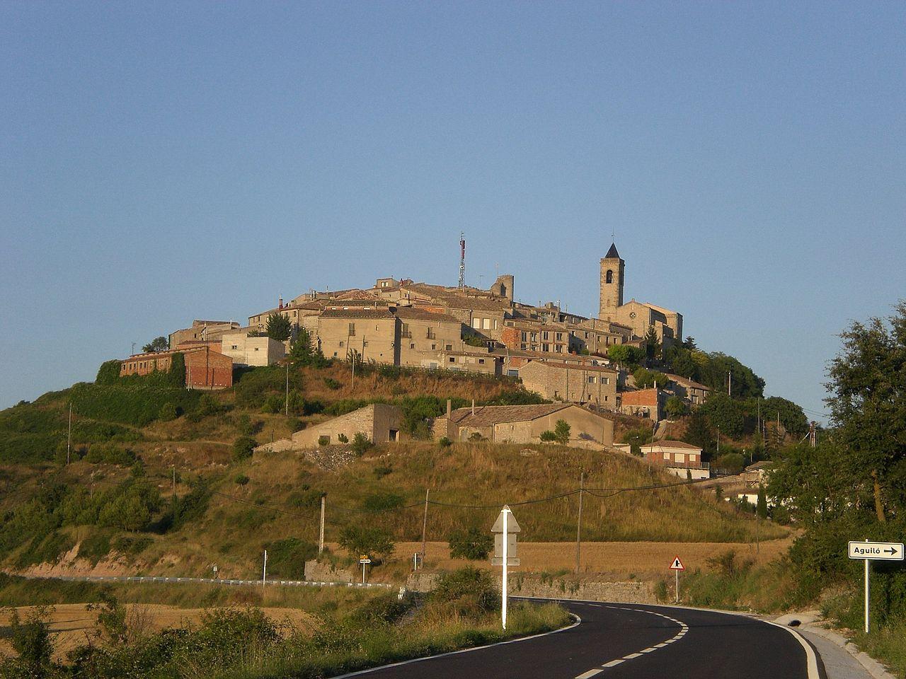 巴尔贝拉(Conca de Barbera)
