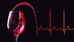 巧饮红酒防衰老