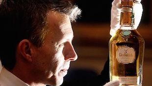 十大最贵单一麦芽威士忌