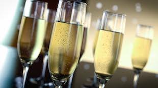香槟杯的历史