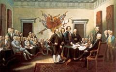 签署《独立宣言》喝什么酒?