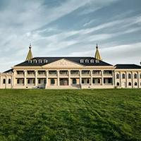 莱恩堡·给您家一般温馨的城堡