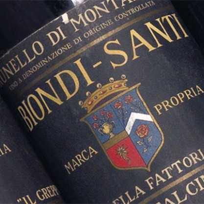 哈雪香槟所有者收购意大利四大顶级名庄之一Biondi Santi