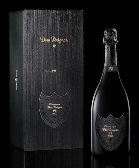唐培里侬发布年份香槟P2 2000