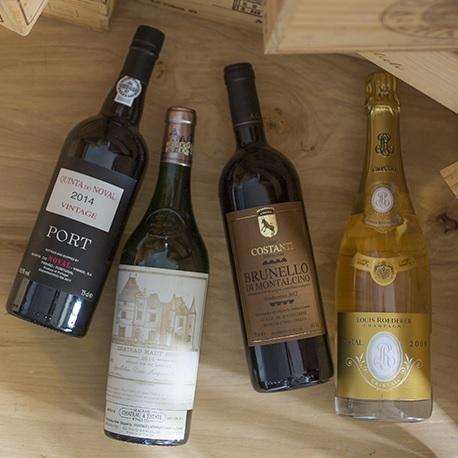 投资指南 | 2017年度最具收藏价值葡萄酒TOP 100榜单