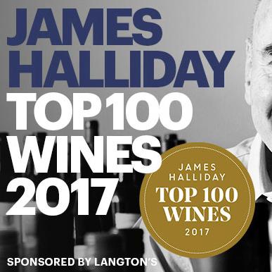 2017 James Halliday 百大榜单发布!
