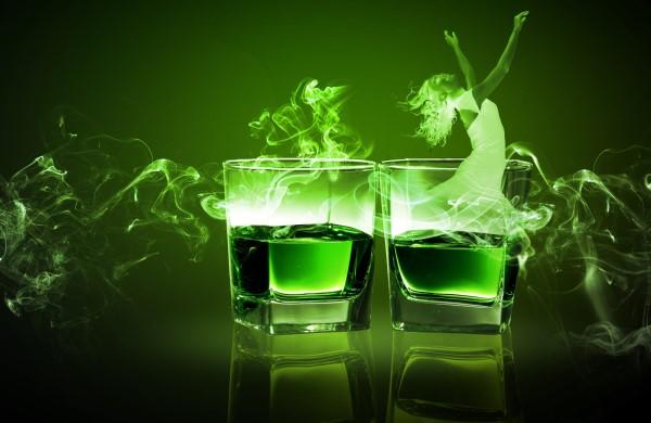 如果灵魂有春药 那我希望他是绿色的