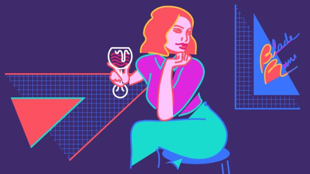 一个人喝酒的时候,你在想什么?