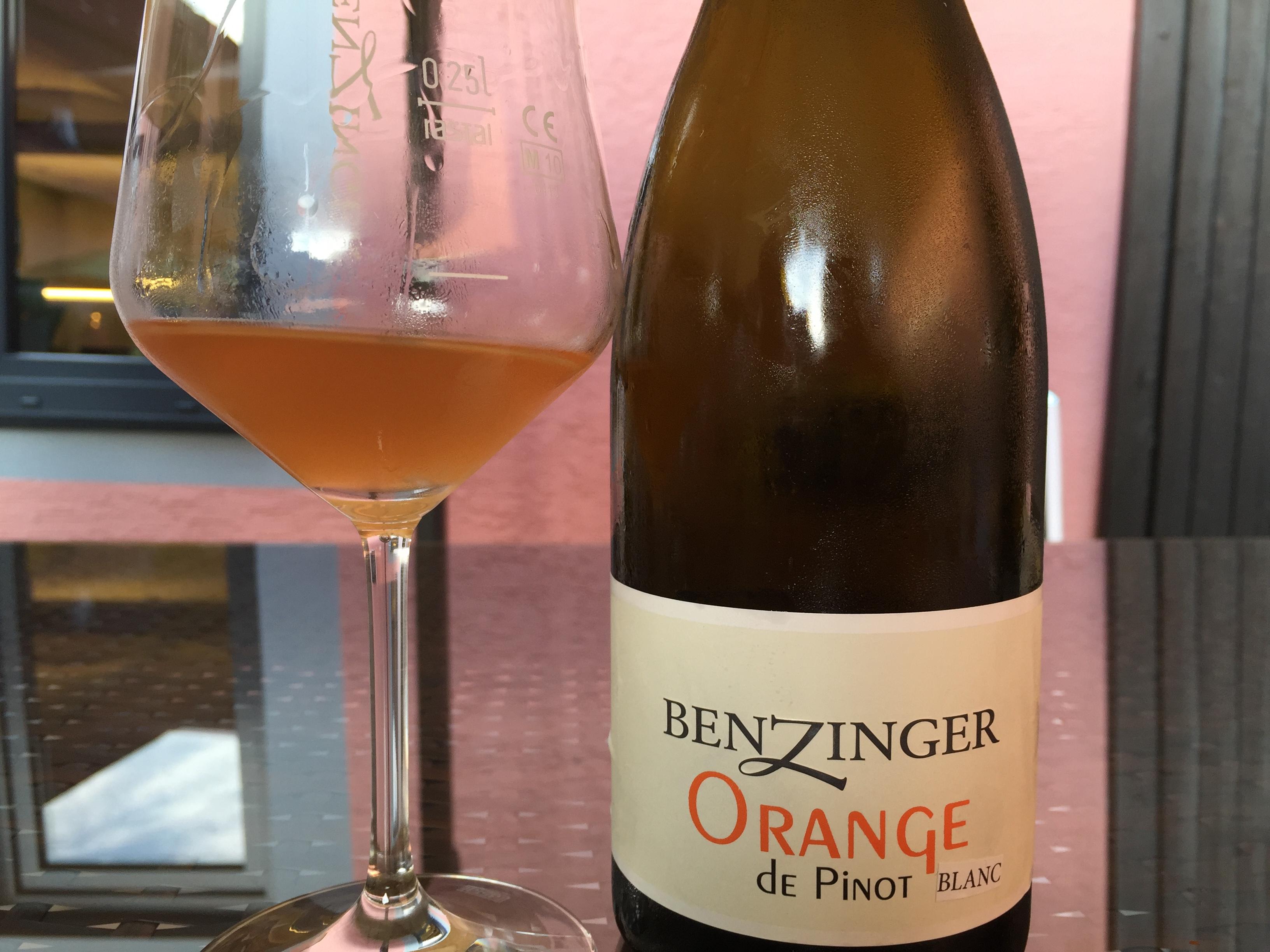 葡萄酒的第四种颜色:复兴中的橙酒