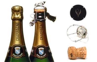 """香槟头上为啥有个""""小蘑菇""""?"""