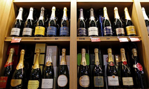 研究发现香槟泡泡越大口感越好,你同意吗?