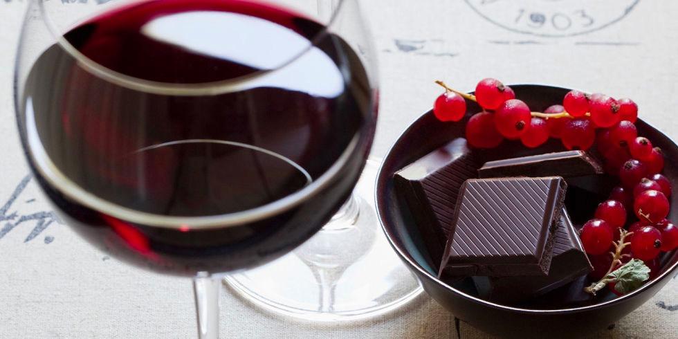 情人节特辑丨巧克力配酒,才是最缠绵的情话