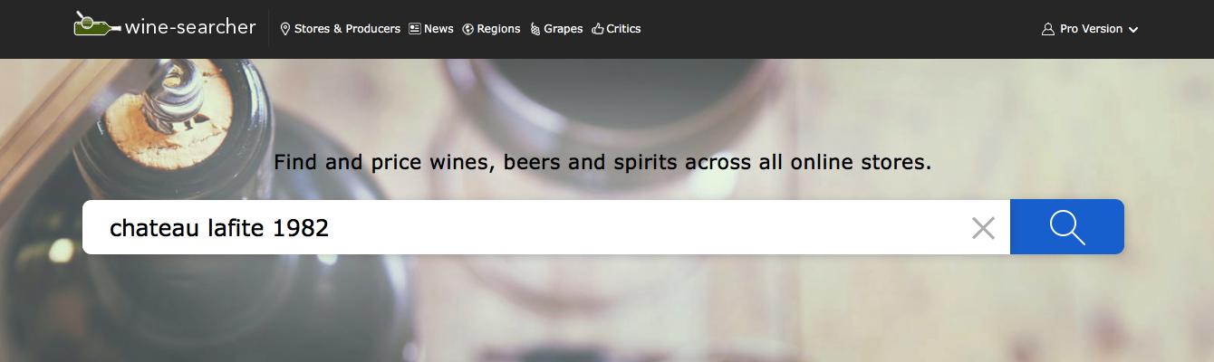 比价神器 | Wine-Searcher 走心使用指南