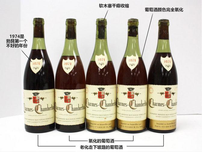 如何判断一瓶酒是否值得陈年?