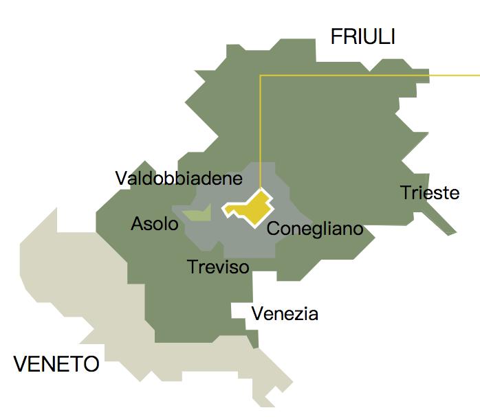 意大利知名产区Prosecco酒庄违规酿造,百万瓶酒被查封!