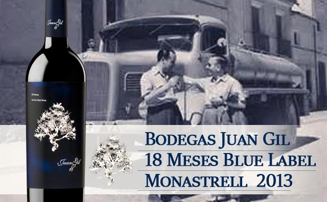 【名庄高端款】Bodegas Juan Gil 18 Meses Blue Label Monastrell