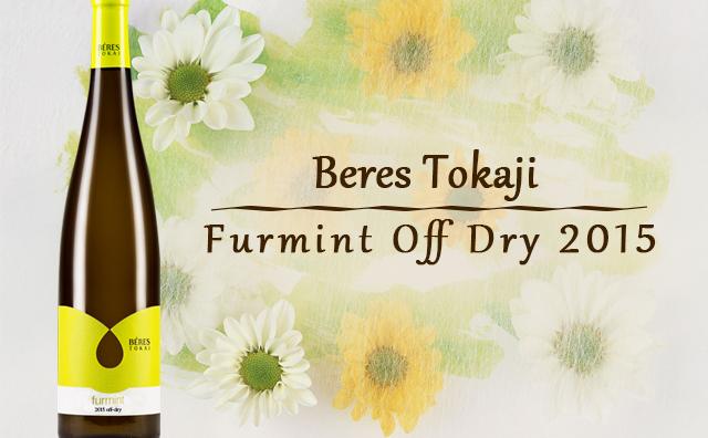 【Happy Ending】Beres Tokaji Furmint Off Dry 2支套装