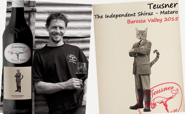 【福利特价】Teusner The Independent Shiraz - Mataro Barossa Valley 2支套装