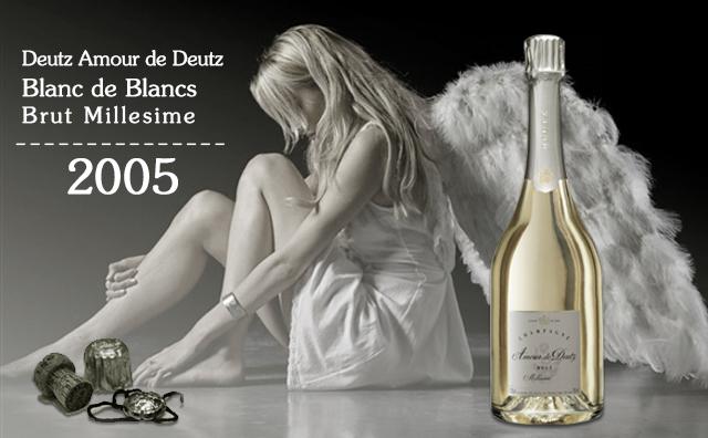 【表白神器】Deutz Amour de Deutz Blanc de Blancs Brut Millesime 2005 仅发江浙沪皖