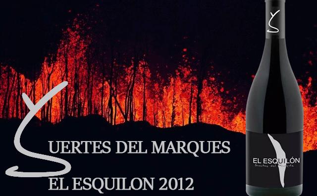 【老藤趣尝】Suertes del Marques El Esquilon 2012