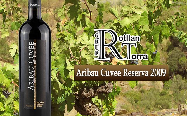 【福利清仓】Rotllan Torra Aribau Cuvee Reserva 2009