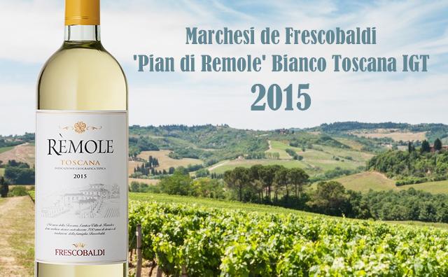 【超值之选】Marchesi de Frescobaldi Pian di Remole Bianco Toscana 2支套装