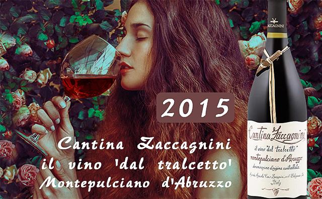 【爆款预售】Cantina Zaccagnini il vino dal tralcetto Montepulciano d'Abruzzo 2支套装
