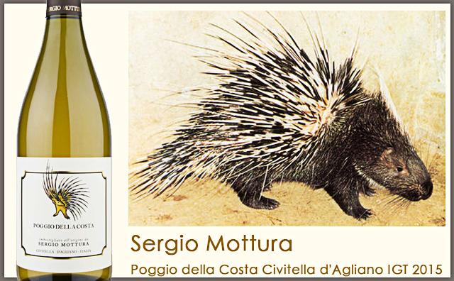 【神价三杯】Sergio Mottura Poggio della Costa Civitella d'Agliano 2支套装