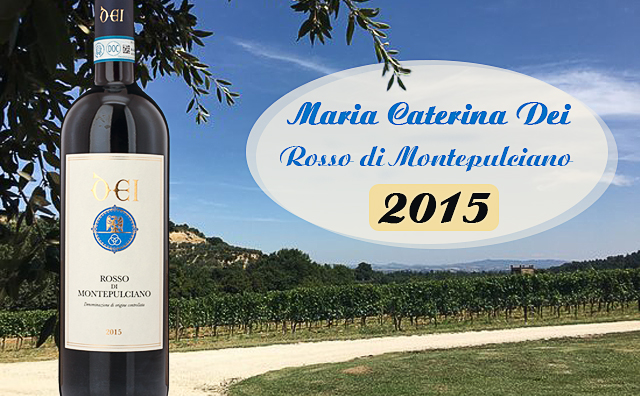 【米其林餐厅店酒】Caterina Dei Rosso di Montepulciano 2支套装