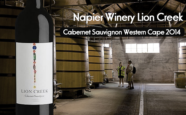 【南非名庄】Napier Winery Lion Creek Cabernet Sauvignon Western Cape 双支套装