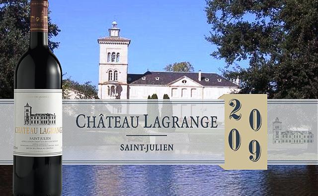 【超级年份】Chateau Lagrange Saint Julien 2009