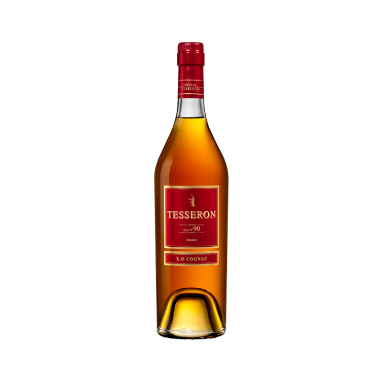 【干邑】Tesseron Lot No. 90 X.O. Selection Cognac 双支装