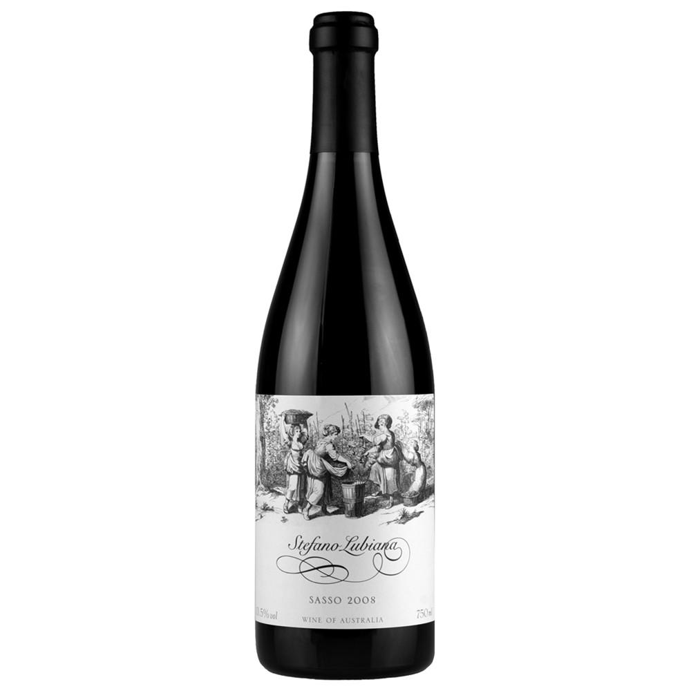 【王牌黑皮诺】Stefano Lubiana Sasso Pinot Noir 2008