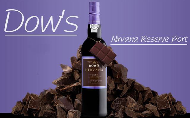 【福利特价】Dow's Nirvana Reserve Port