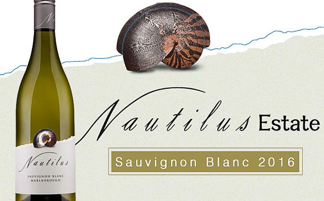 【超值口粮】Nautilus Estate Sauvignon Blanc 双支套装