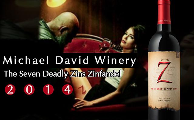 【直采尾货】Michael David The Seven Deadly Zins Zinfandel Old Vine Lodi 2支套装