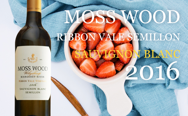 【清仓特价】Moss Wood Ribbon Vale Semillon Sauvignon Blanc 西澳标杆